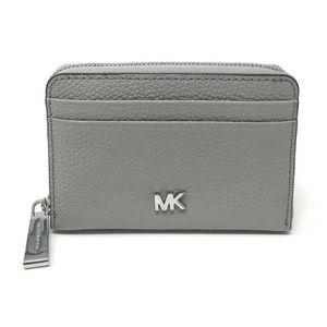 Michael Kors Money Pieces Zip Around Wallet Grey